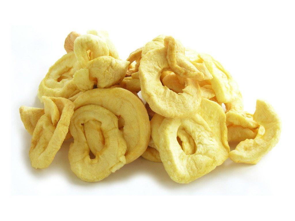 Mela Golden essiccata e disidratata - frutta secca Agri Covelli
