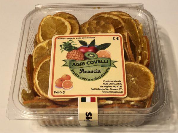 Arancia disidratata - Frutta secca Agri Covelli