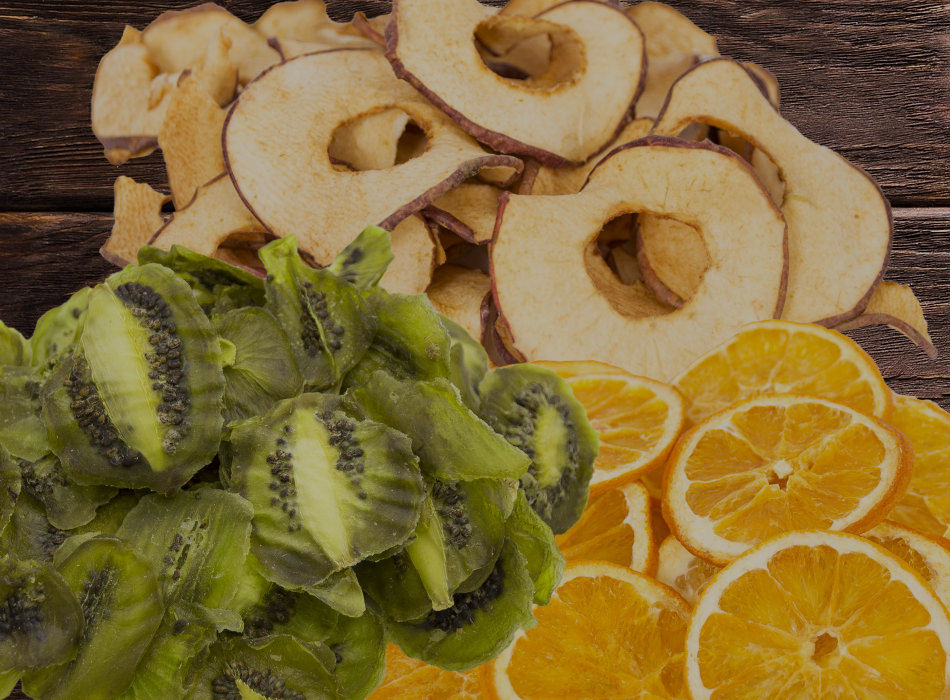 Frutta secca e disidratata - Agri Covelli
